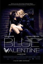 Poster Blue Valentine  n. 2
