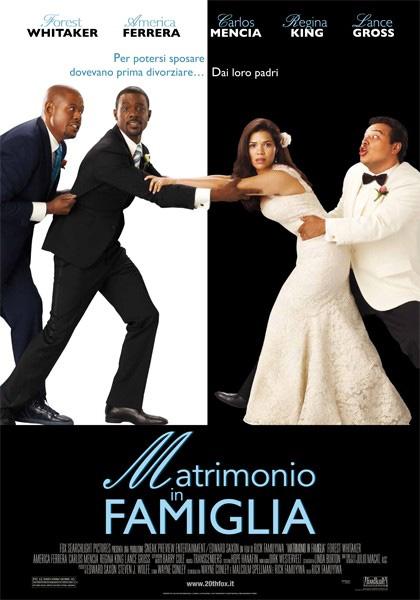 Locandina italiana Matrimonio in famiglia