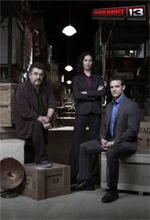 Trailer Warehouse 13