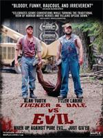 Poster Tucker & Dale vs. Evil  n. 0