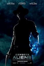 Poster Cowboys & Aliens  n. 1