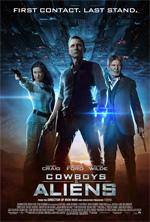 Poster Cowboys & Aliens  n. 6