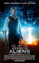 Poster Cowboys & Aliens  n. 7