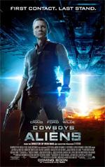 Poster Cowboys & Aliens  n. 8