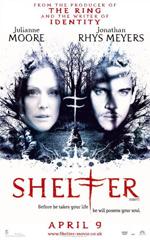 Poster Shelter - Identità paranormali  n. 7