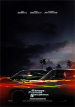Poster Fast & Furious 5  n. 6