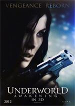 Poster Underworld - Il risveglio 3D  n. 1