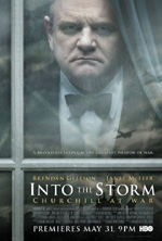 Locandina Into the storm - La guerra di Churchill