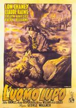Poster L'uomo lupo  n. 0