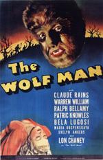 Poster L'uomo lupo  n. 1