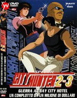 Locandina City Hunter - Special 02: Guerra al Bay City Hotel