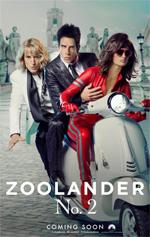 Poster Zoolander N°2  n. 9