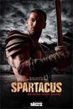 Poster Spartacus: Sangue e sabbia  n. 1