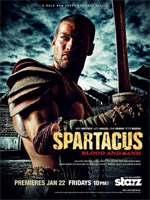 Poster Spartacus: Sangue e sabbia  n. 10