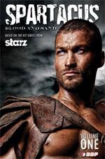 Poster Spartacus: Sangue e sabbia  n. 3