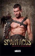 Poster Spartacus: Sangue e sabbia  n. 8