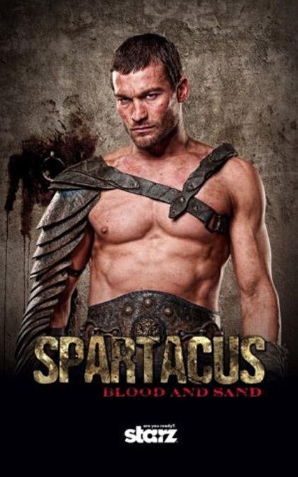 Poster Spartacus: Sangue e sabbia