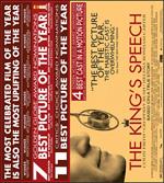 Poster Il discorso del re  n. 6