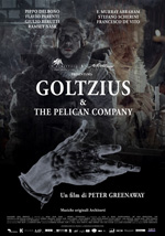 Poster Goltzius and the Pelican Company  n. 0