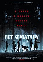 Poster Pet Sematary  n. 0