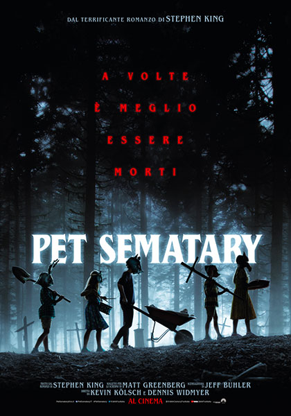 Trailer Pet Sematary