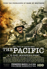Poster The Pacific  n. 1