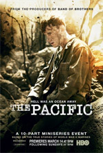 Poster The Pacific  n. 10
