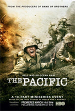 Poster The Pacific  n. 3