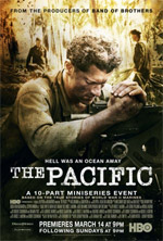 Poster The Pacific  n. 5