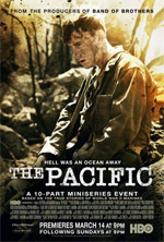 Poster The Pacific  n. 8