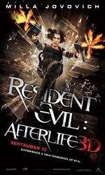 Poster Resident Evil: Afterlife  n. 1