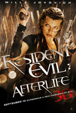 Poster Resident Evil: Afterlife  n. 10