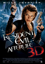 Poster Resident Evil: Afterlife  n. 17