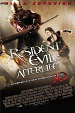 Poster Resident Evil: Afterlife  n. 19