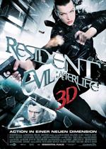 Poster Resident Evil: Afterlife  n. 2