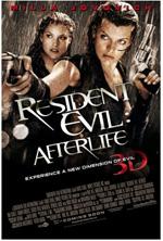 Poster Resident Evil: Afterlife  n. 21
