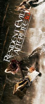 Poster Resident Evil: Afterlife  n. 3