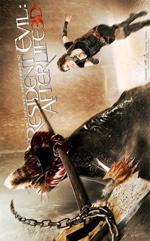 Poster Resident Evil: Afterlife  n. 4
