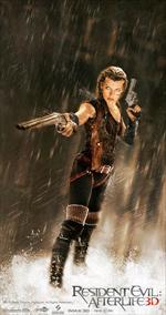 Poster Resident Evil: Afterlife  n. 5