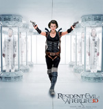 Poster Resident Evil: Afterlife  n. 8