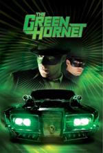 Poster The Green Hornet  n. 1