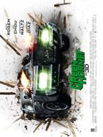 Poster The Green Hornet  n. 12