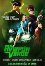 Poster The Green Hornet  n. 5