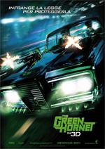 Poster The Green Hornet  n. 7