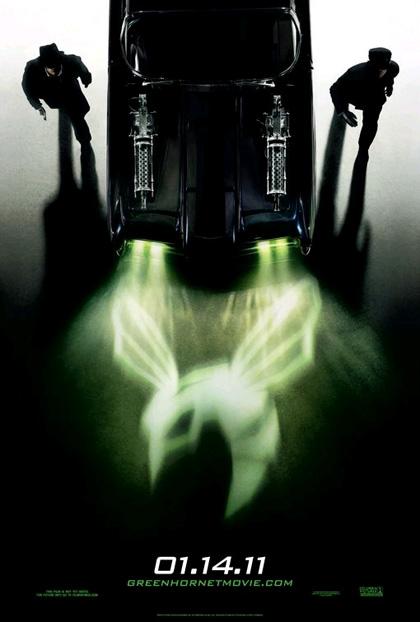 Poster The Green Hornet