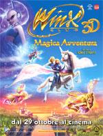 Trailer Winx Club 3D - Magica Avventura