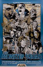 Poster Scuola di mostri  n. 1