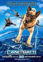 Poster Cani & Gatti - La vendetta di Kitty 3D  n. 0