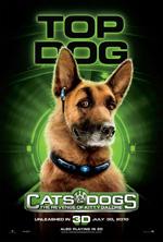Poster Cani & Gatti - La vendetta di Kitty 3D  n. 5