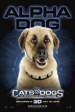 Poster Cani & Gatti - La vendetta di Kitty 3D  n. 7